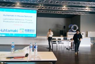 In house seminar at Huhtamaki Thailand